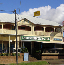 Barron River Hotel - Sunshine Coast Tourism
