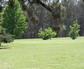 Inverell Golf Club - Sunshine Coast Tourism