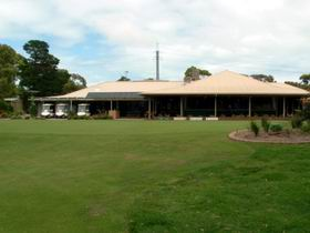Thaxted Park Golf Club - Sunshine Coast Tourism