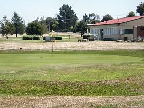 Campbell Town Golf Club - Sunshine Coast Tourism