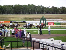 Pinjarra Race Club