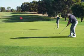 Waikerie Golf Club - Sunshine Coast Tourism
