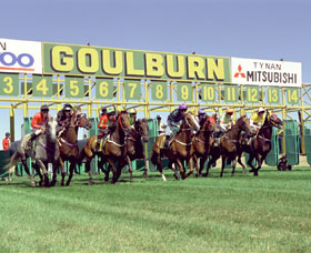 Goulburn and District Racing Club - Sunshine Coast Tourism