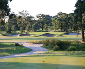 Huntingdale Golf Club - Sunshine Coast Tourism