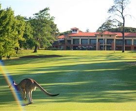 Royal Canberra Golf Club - Sunshine Coast Tourism
