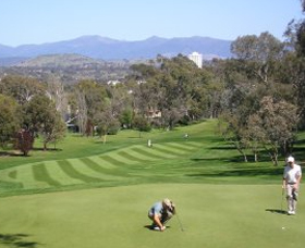 Fairbairn Golf Club - Sunshine Coast Tourism