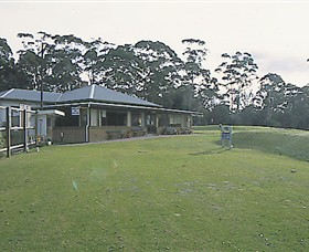 Yarram Golf Club - Sunshine Coast Tourism