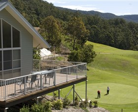 Kangaroo Valley Golf Club - Sunshine Coast Tourism