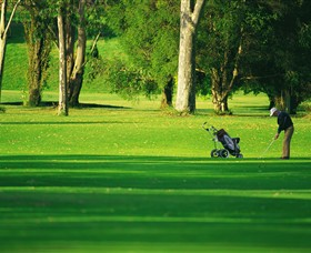 Foster Golf Club - Sunshine Coast Tourism
