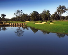 Kooindah Waters Golf Club - Sunshine Coast Tourism