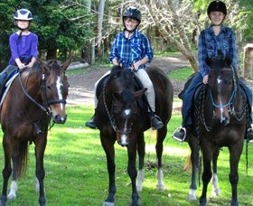 Kings Creek Saddle Club - Sunshine Coast Tourism