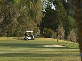 Barossa Valley Golf Club Incorporated - Sunshine Coast Tourism