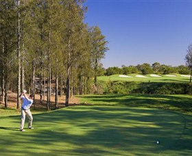 Hunter Valley Golf and Country Club - Sunshine Coast Tourism