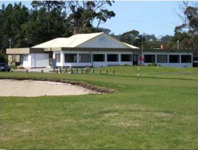 Seabrook Golf Club - Sunshine Coast Tourism