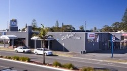 Bellevue Hotel Tuncurry - Sunshine Coast Tourism
