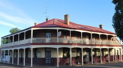 Brookton Club Hotel - Sunshine Coast Tourism