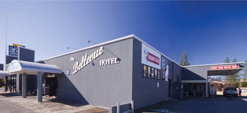 Bellevue Hotel - Sunshine Coast Tourism