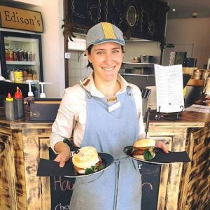 Edisons Burger Bar - Sunshine Coast Tourism