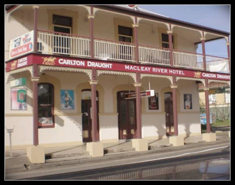 Macleay River Hotel - Sunshine Coast Tourism