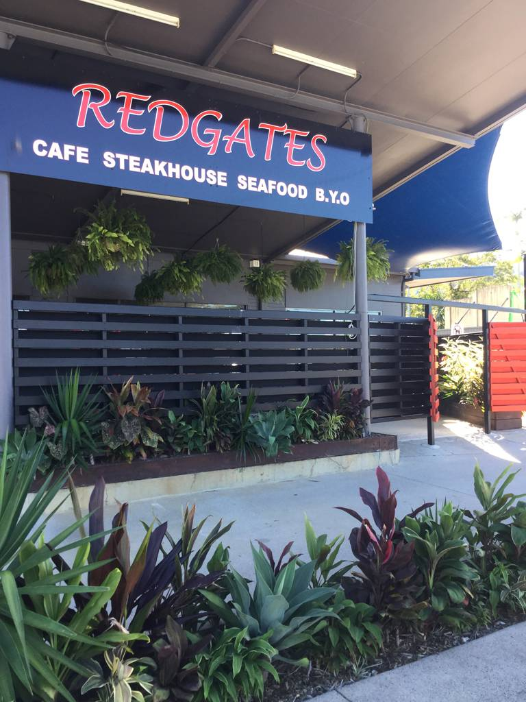 Redgates Caf Steakhouse Seafood - Sunshine Coast Tourism