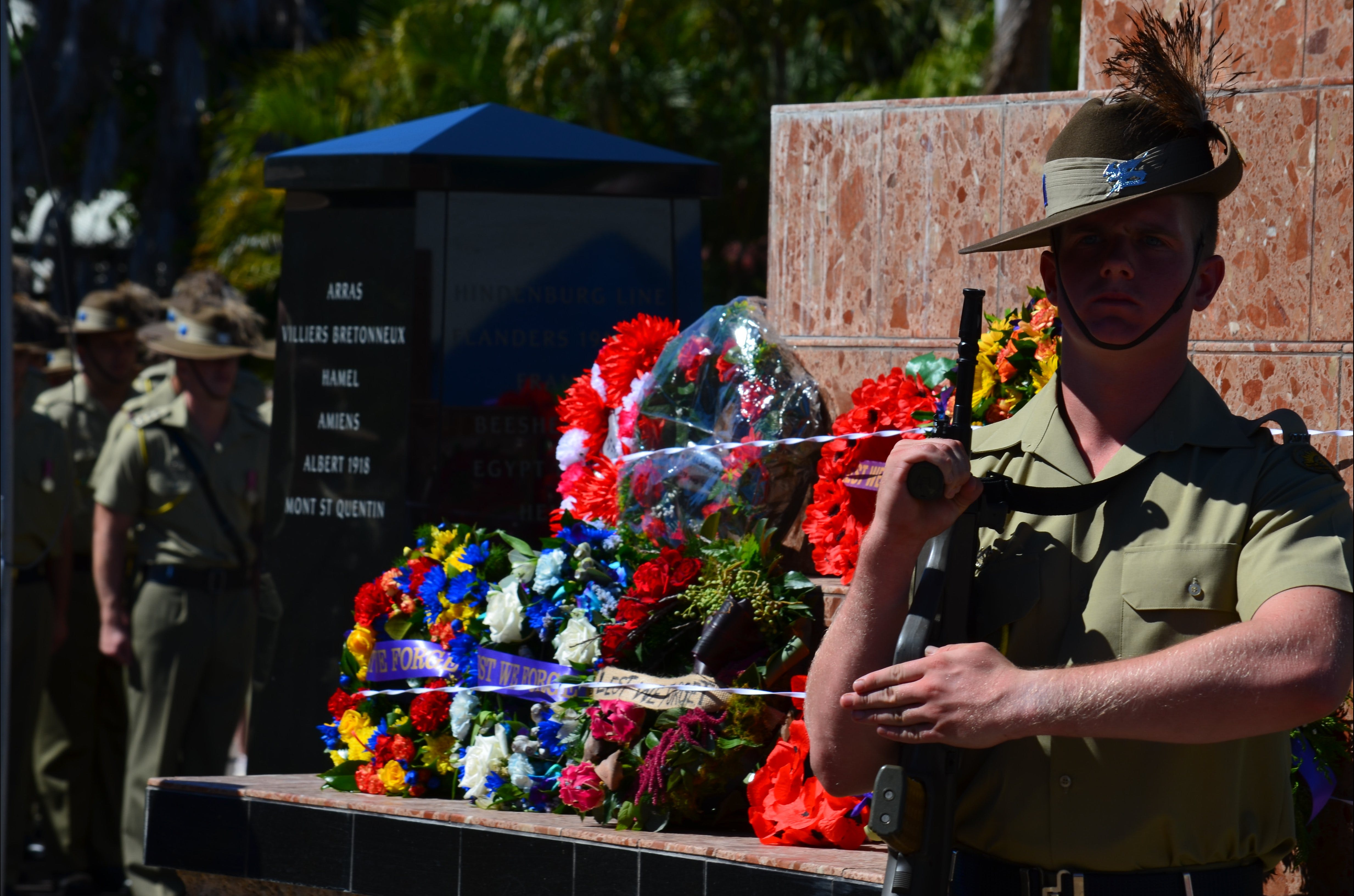 Anzac Day Charters Towers - Sunshine Coast Tourism