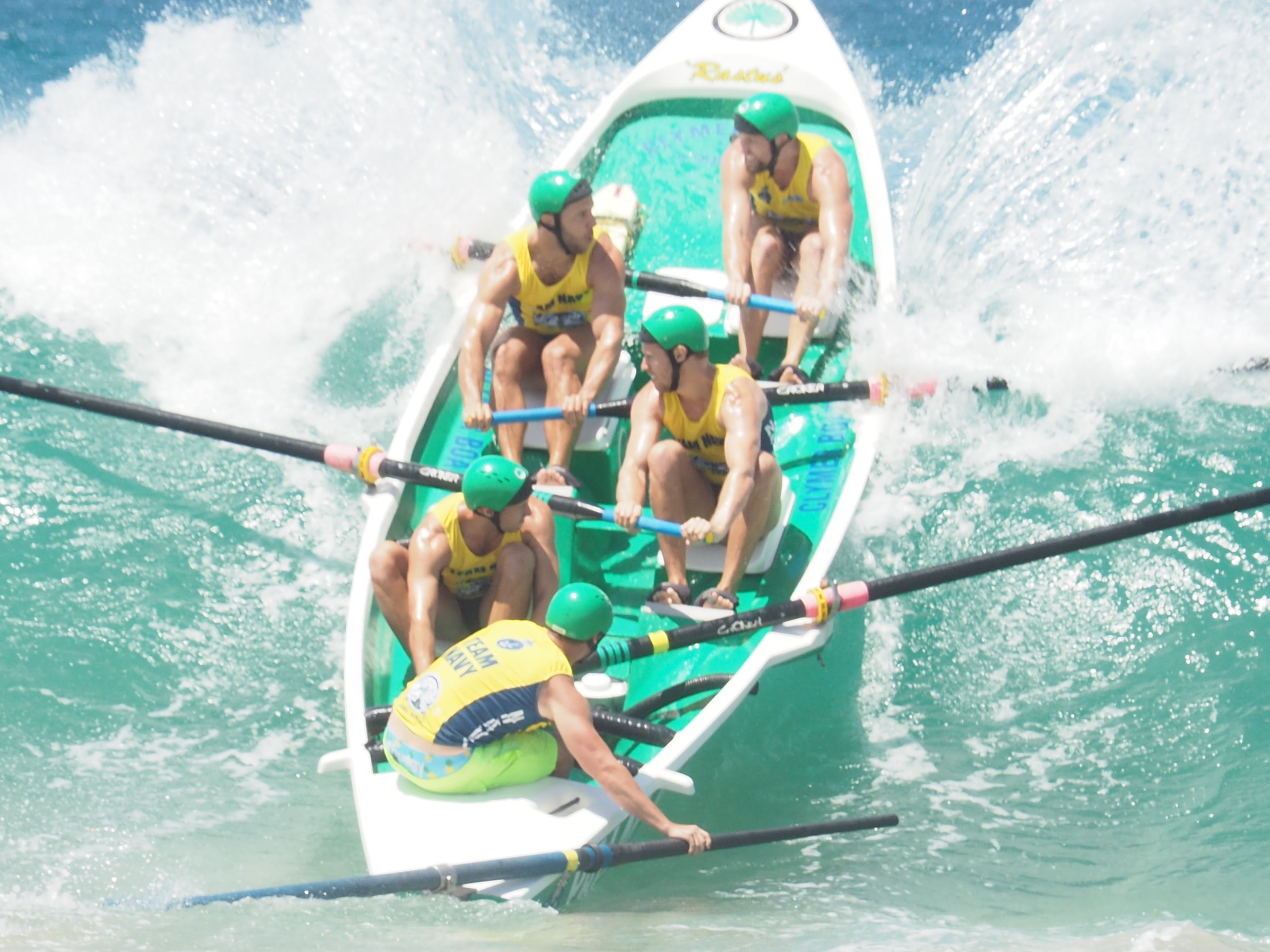 Australian Surf Rowers League Open - Sunshine Coast Tourism