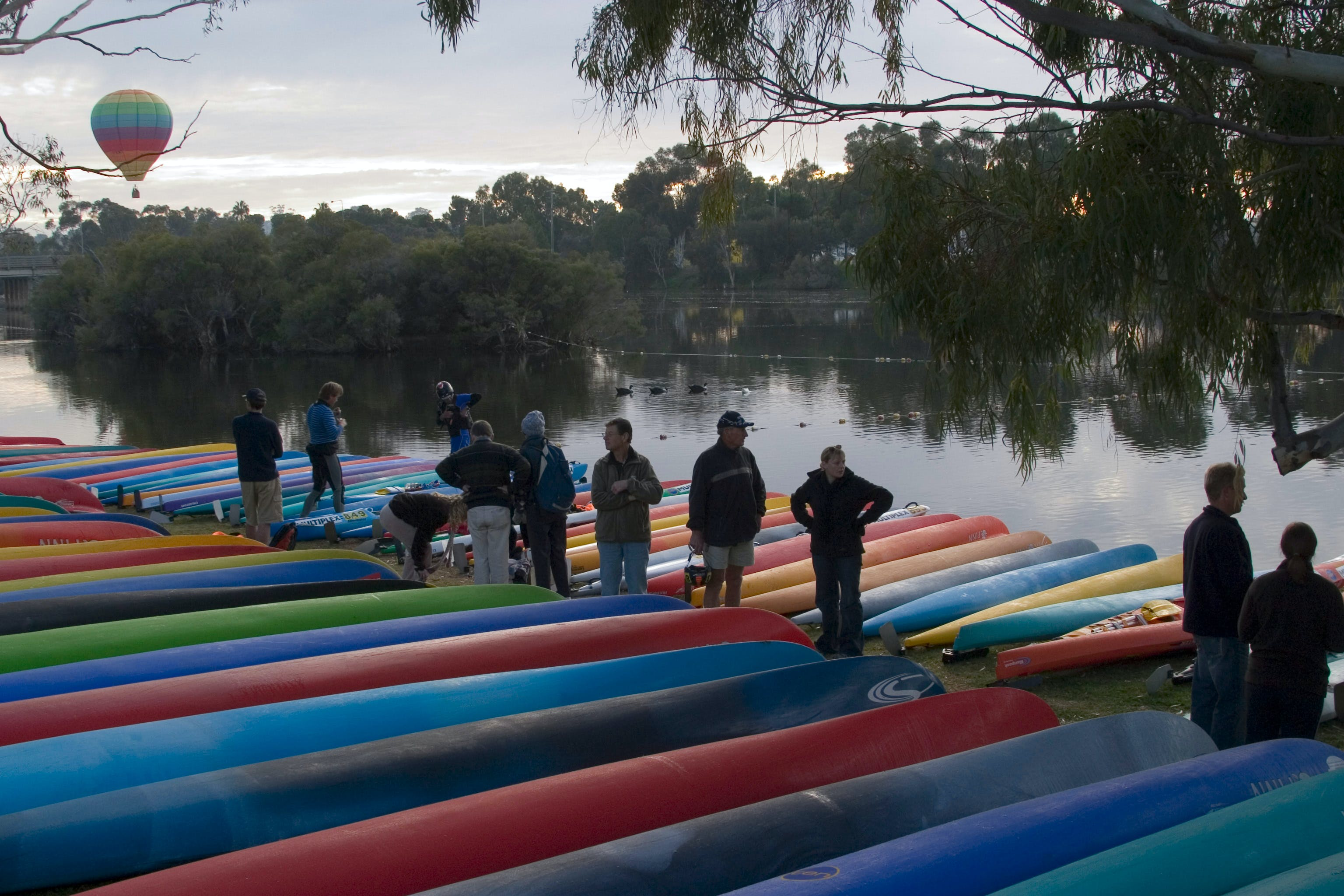 Avon Descent - Sunshine Coast Tourism