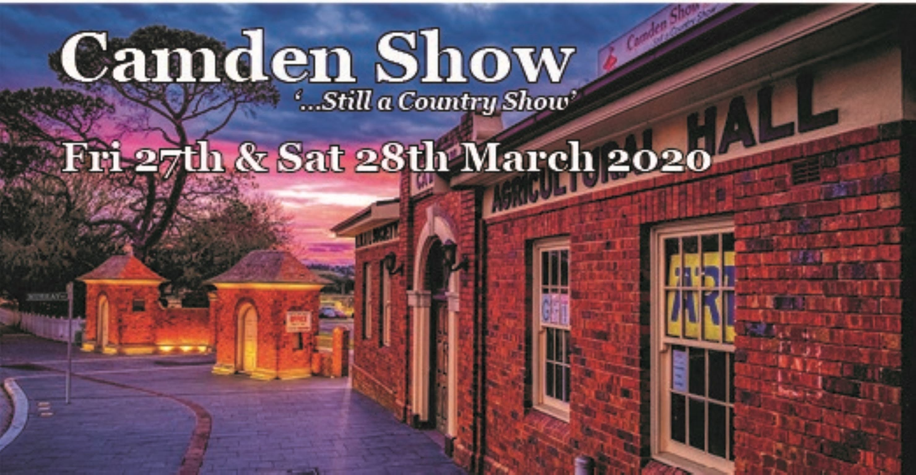 Camden Show - Sunshine Coast Tourism