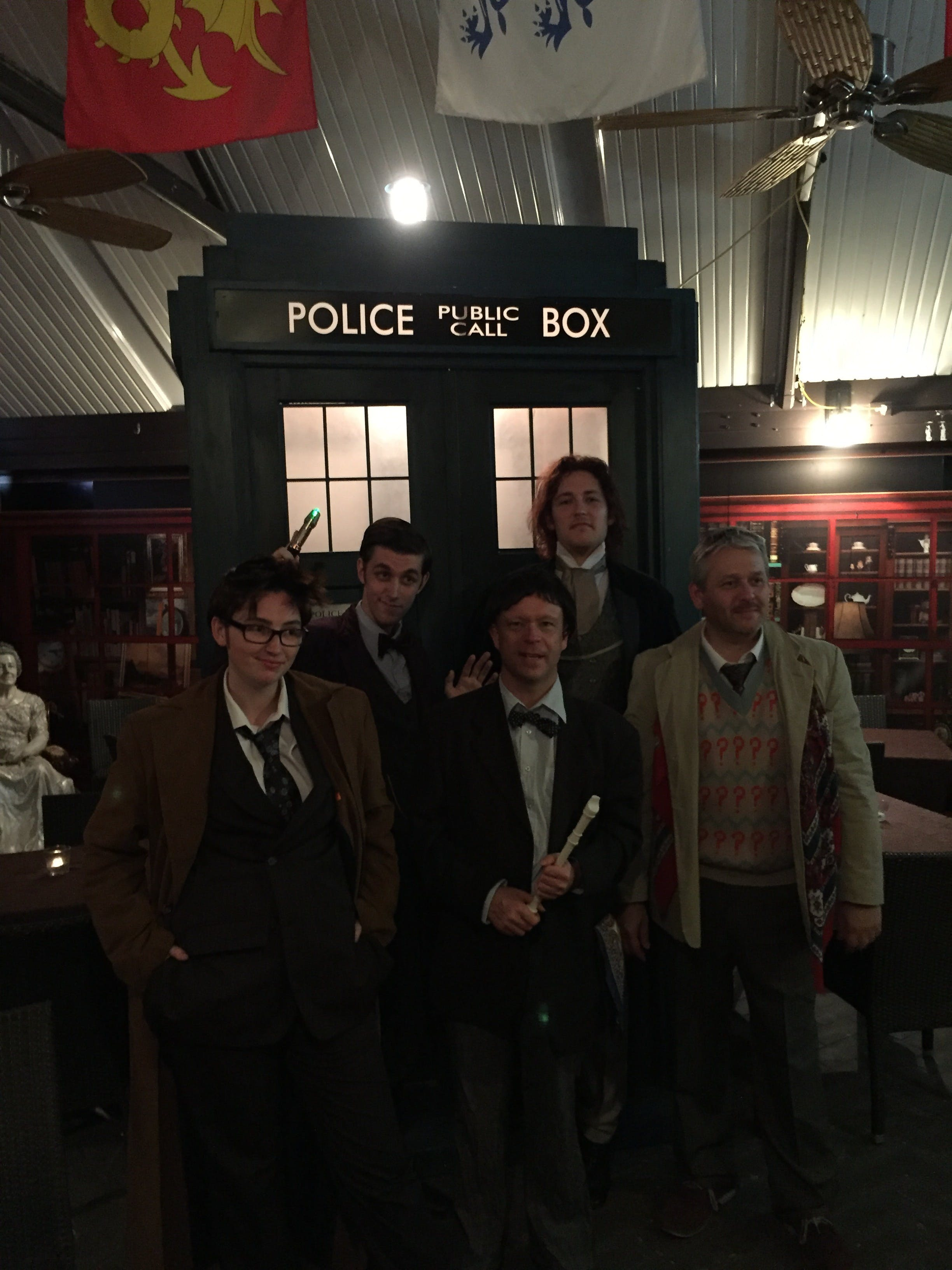 Dr Who Quiz Night - Sunshine Coast Tourism