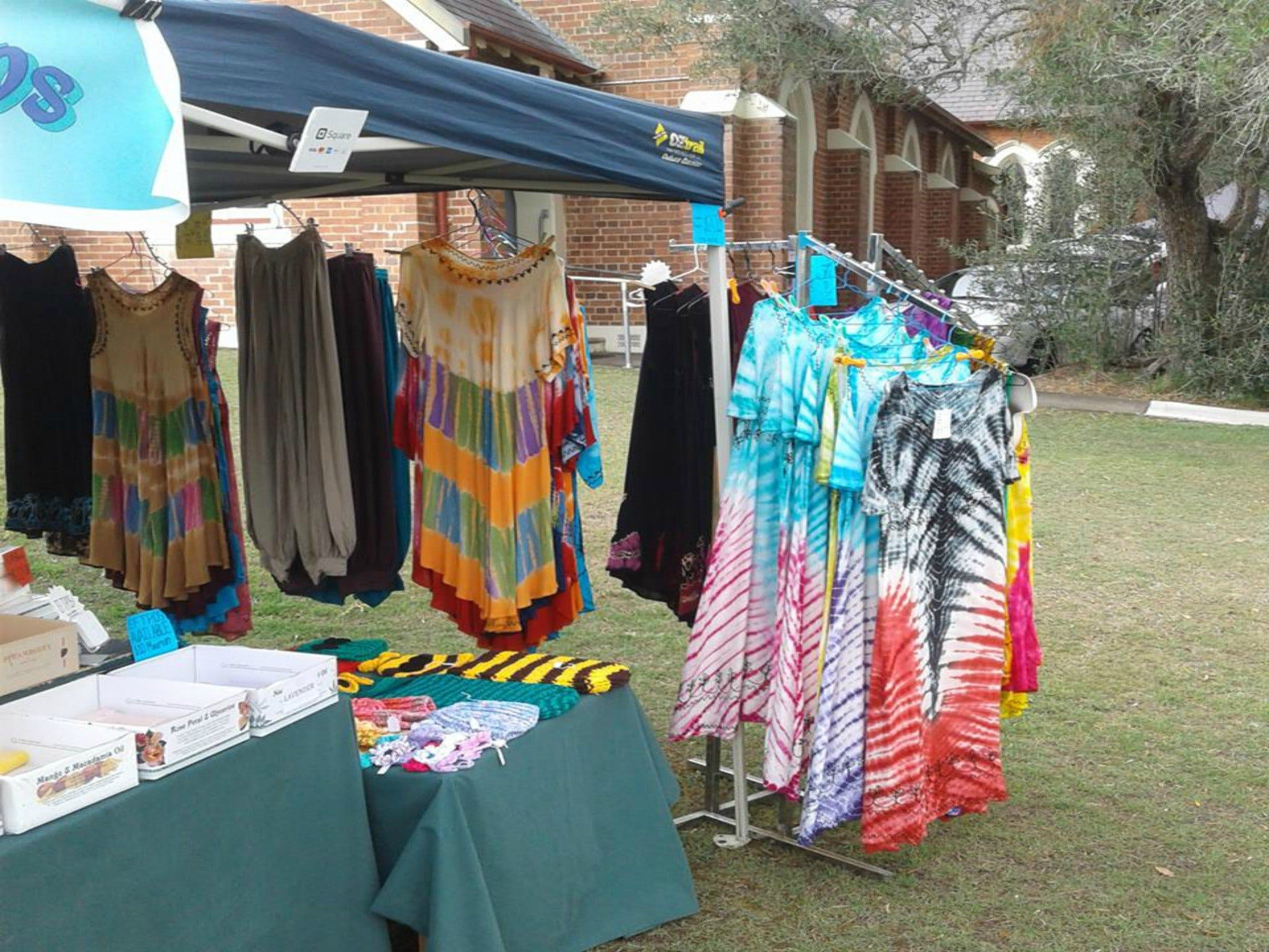 Dungog Markets - Sunshine Coast Tourism