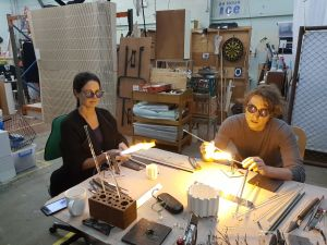 Glass Blowing Beginners Workshop Weekend - Sunshine Coast Tourism