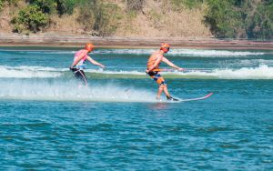 Grafton Bridge to Bridge Ski Classic - Sunshine Coast Tourism