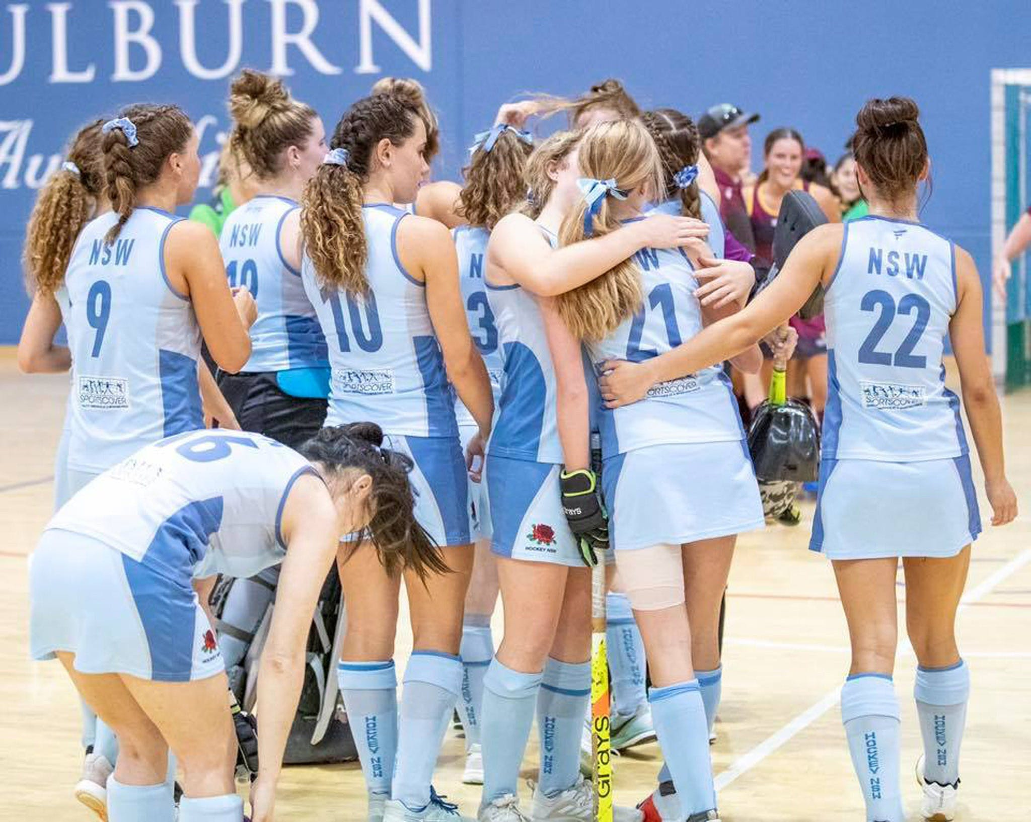 Hockey NSW Indoor State Championship  Under 18 Girls - Sunshine Coast Tourism