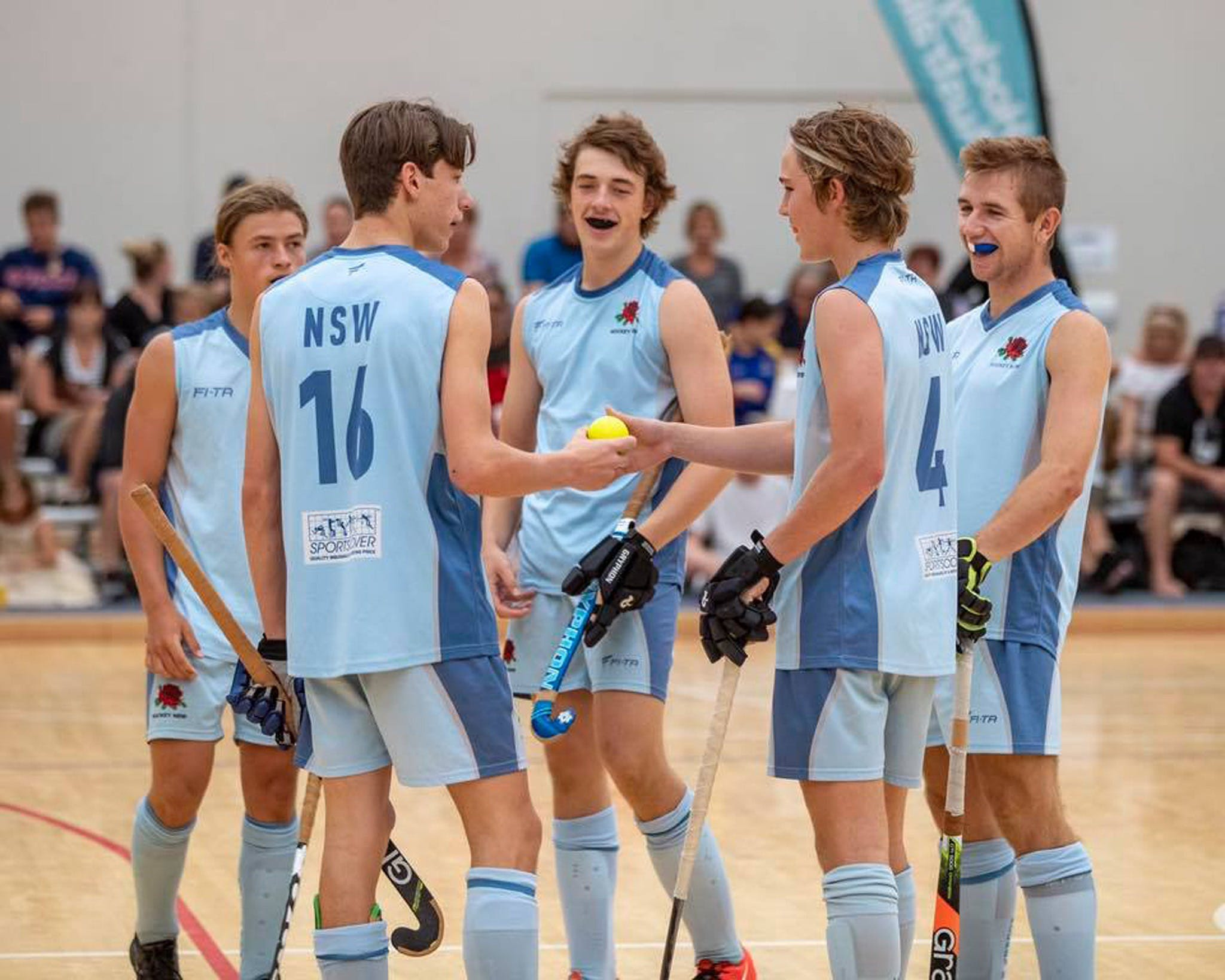 Hockey NSW Indoor State Championship  Open Men - Sunshine Coast Tourism