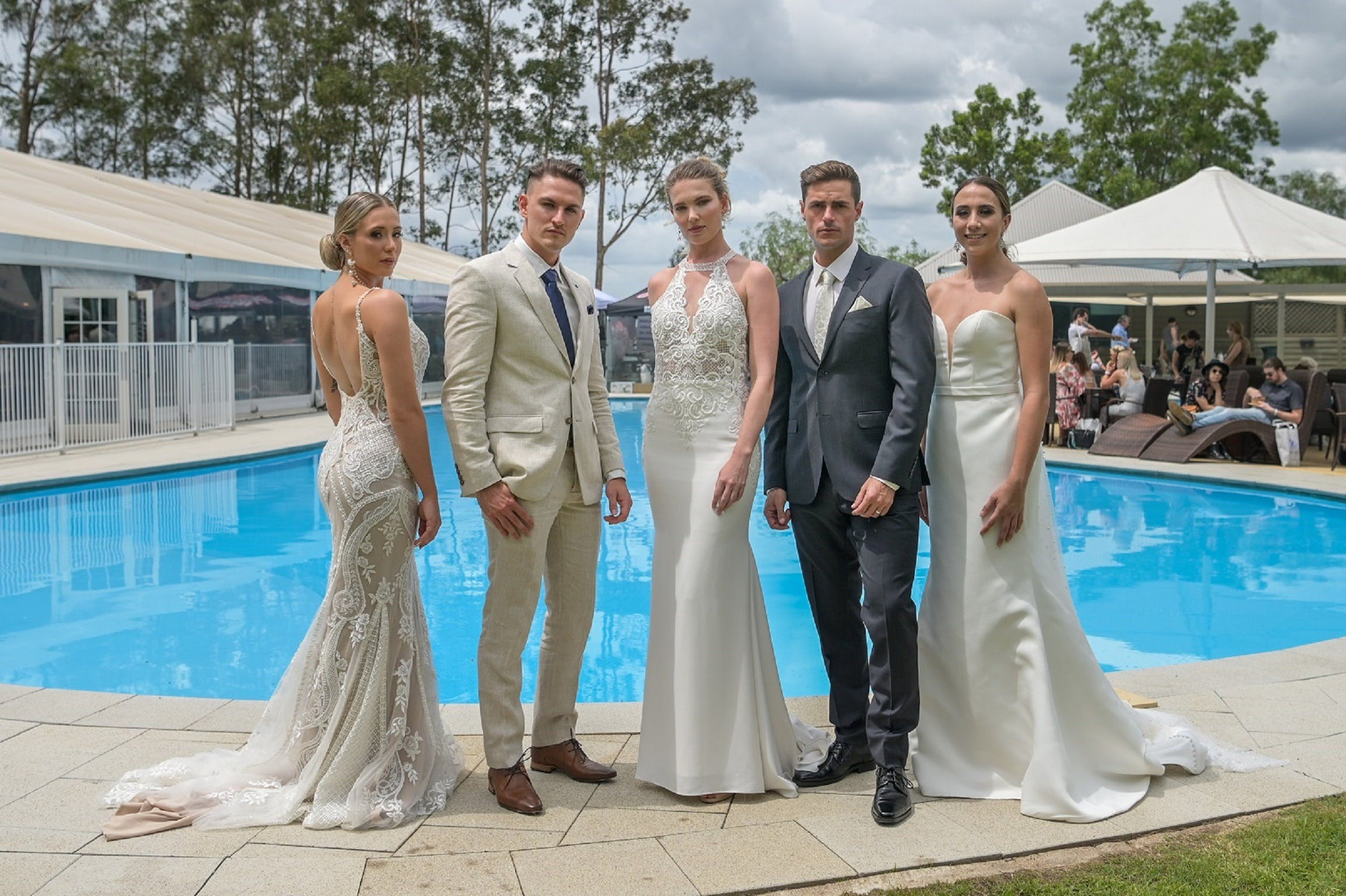 Hunter Events Wedding and Wine Festival - Sunshine Coast Tourism