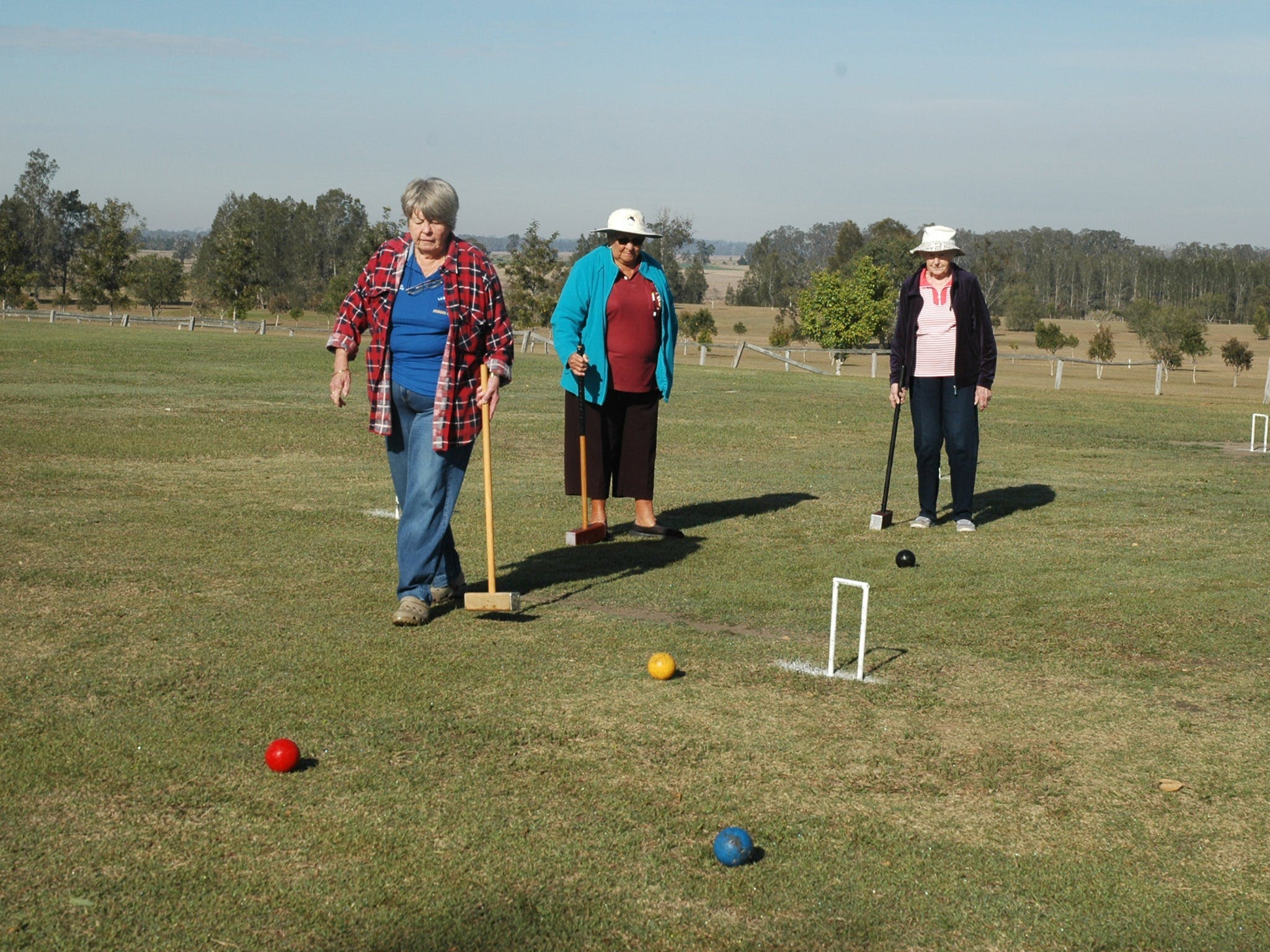 Lawrence Croquet Club - Sunshine Coast Tourism