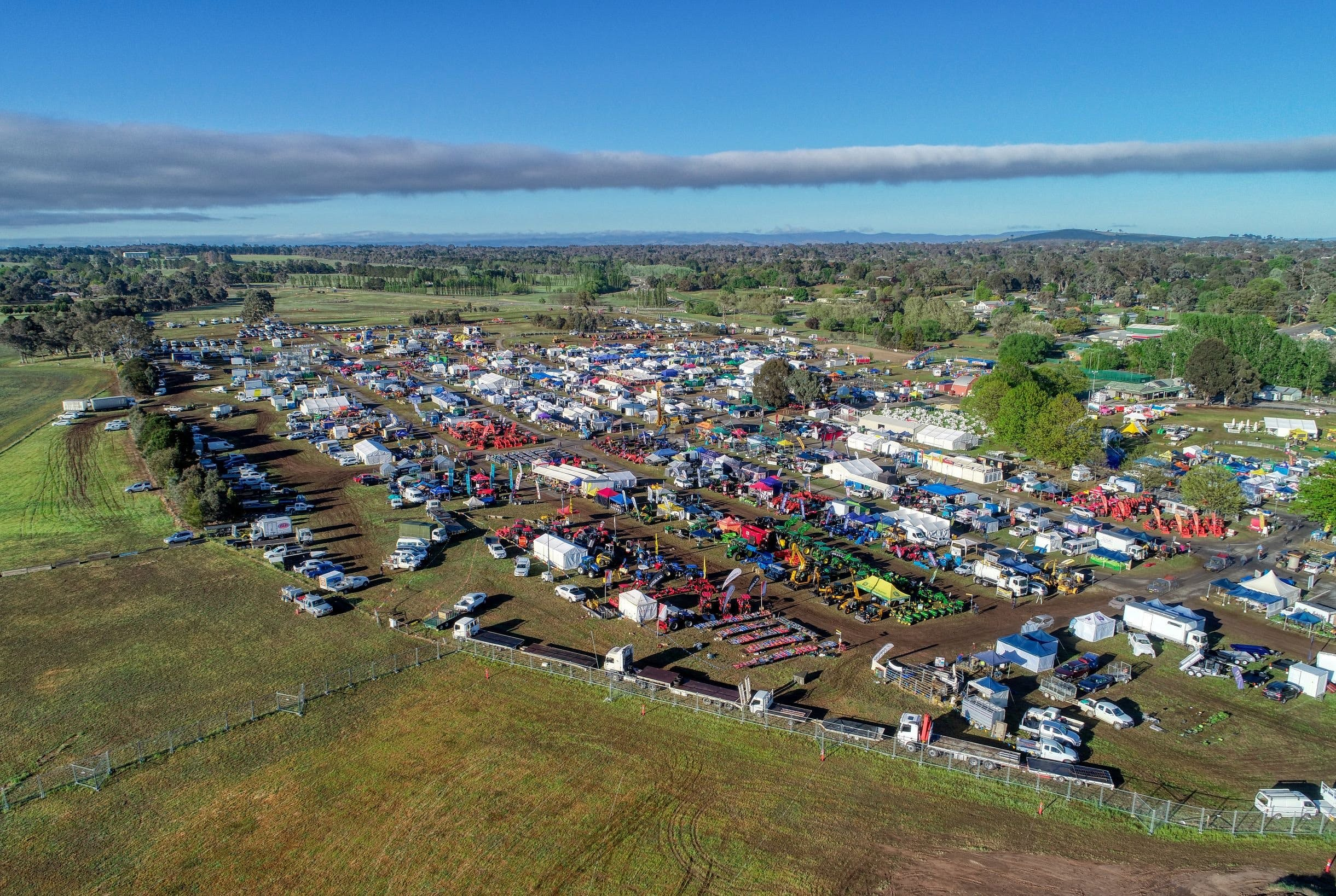 Murrumbateman Field Days - Sunshine Coast Tourism