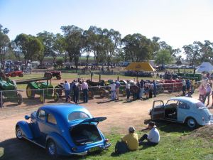 Quirindi Rural Heritage Village - Vintage Machinery and Miniature Railway Rally and Swap Meet - Sunshine Coast Tourism