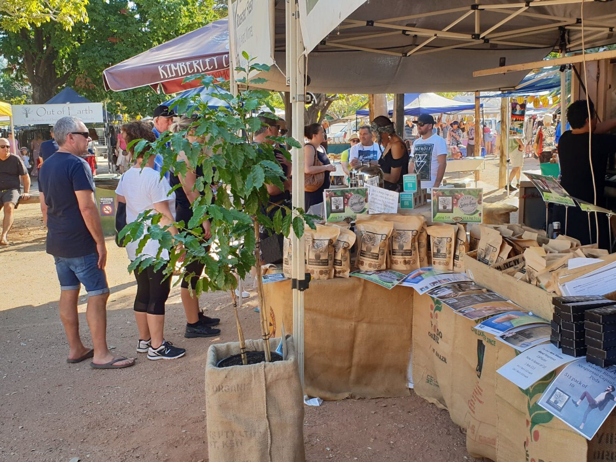 So Broome Coffee and Characters - Sunshine Coast Tourism