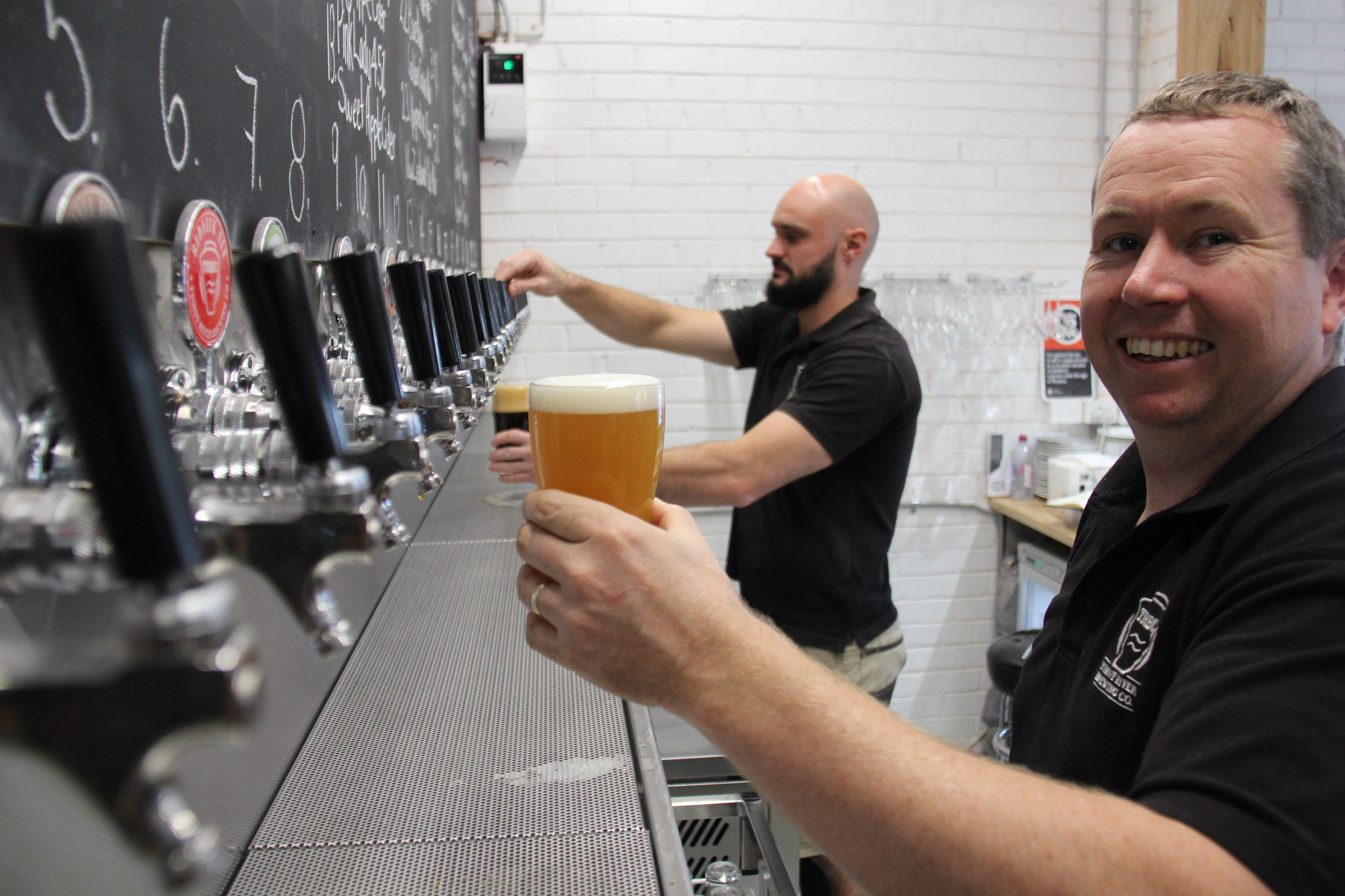 Tumut River Brewing - Brewery Tours - Sunshine Coast Tourism