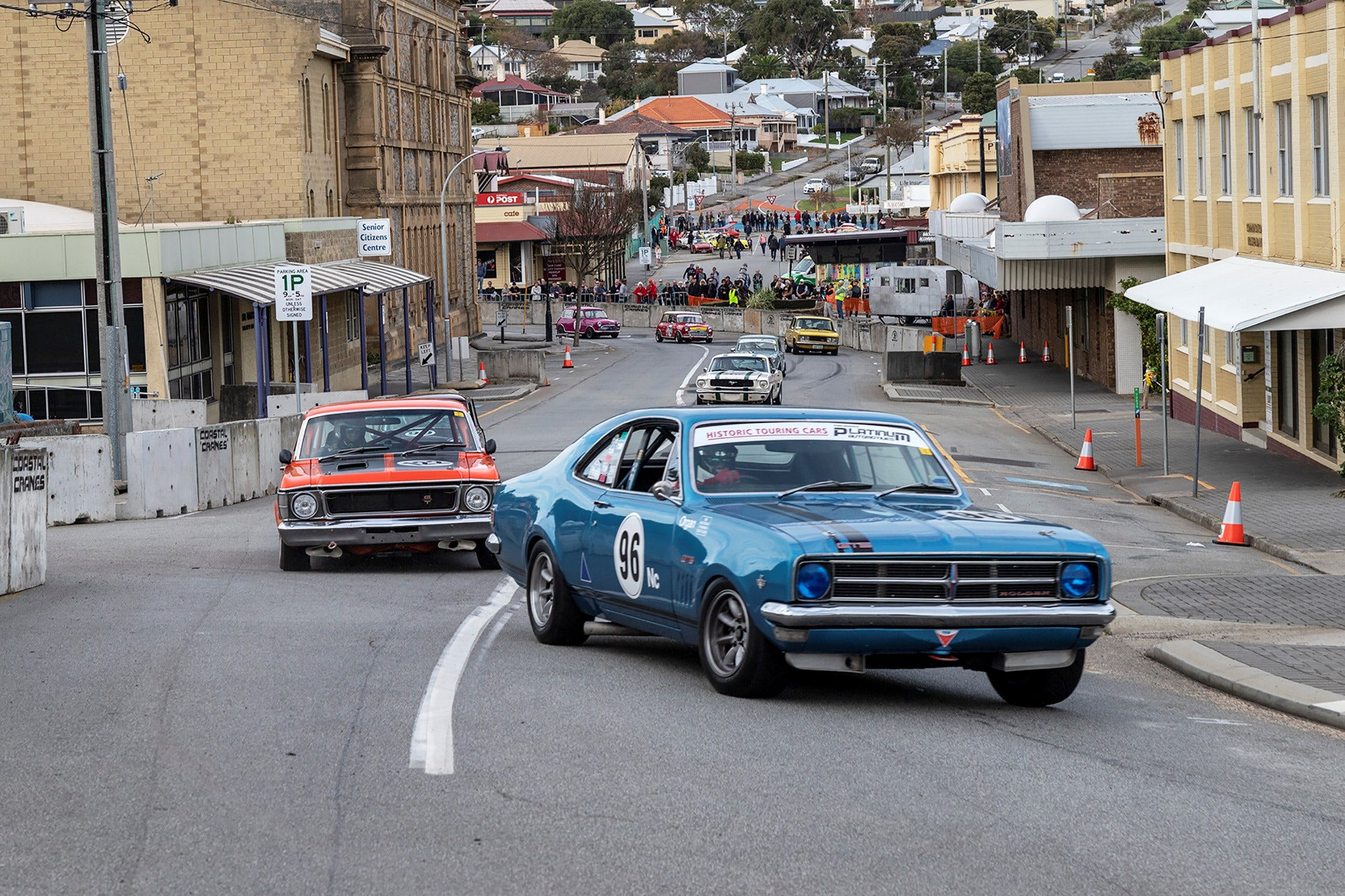 Albany Classic Motor Event - Around the Houses - Sunshine Coast Tourism