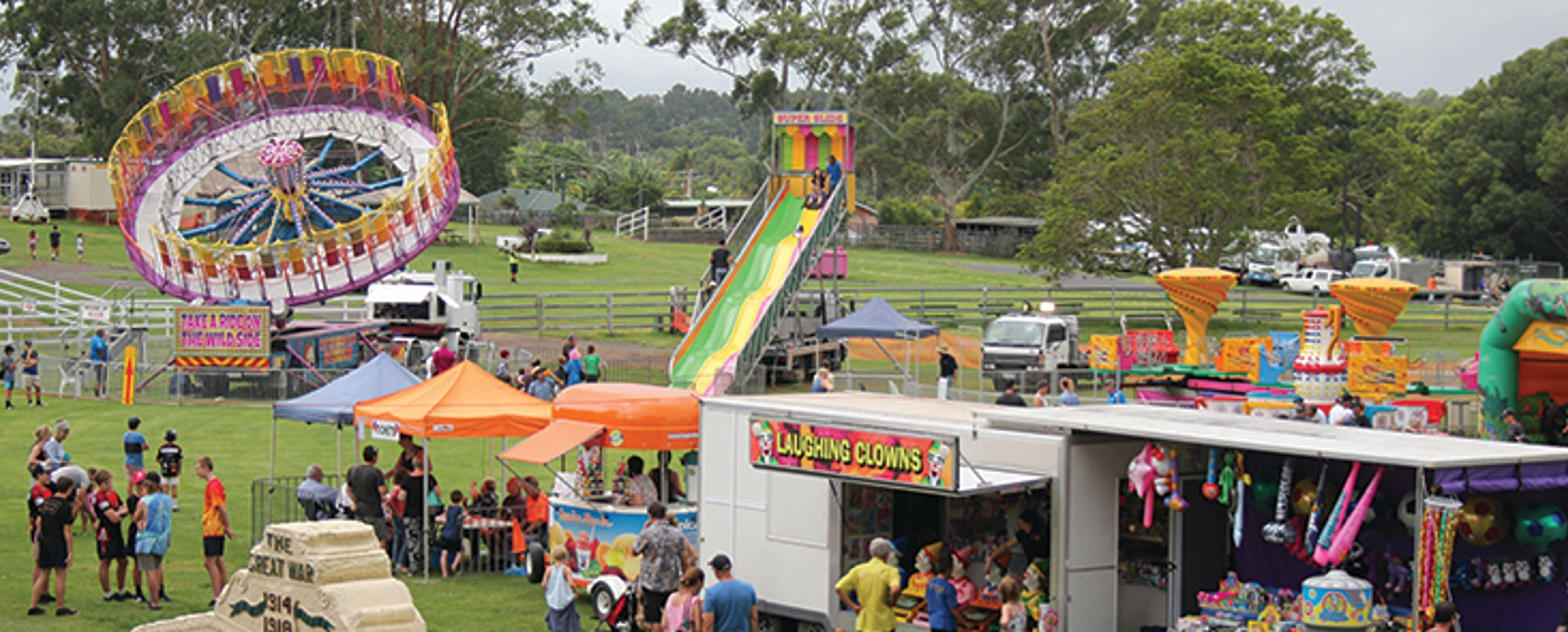 Alstonville Agricultural Society Show - Sunshine Coast Tourism