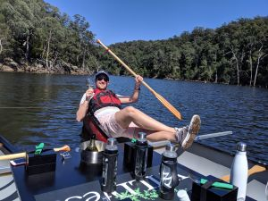 Canoes Champagne and Canaps - Sunshine Coast Tourism