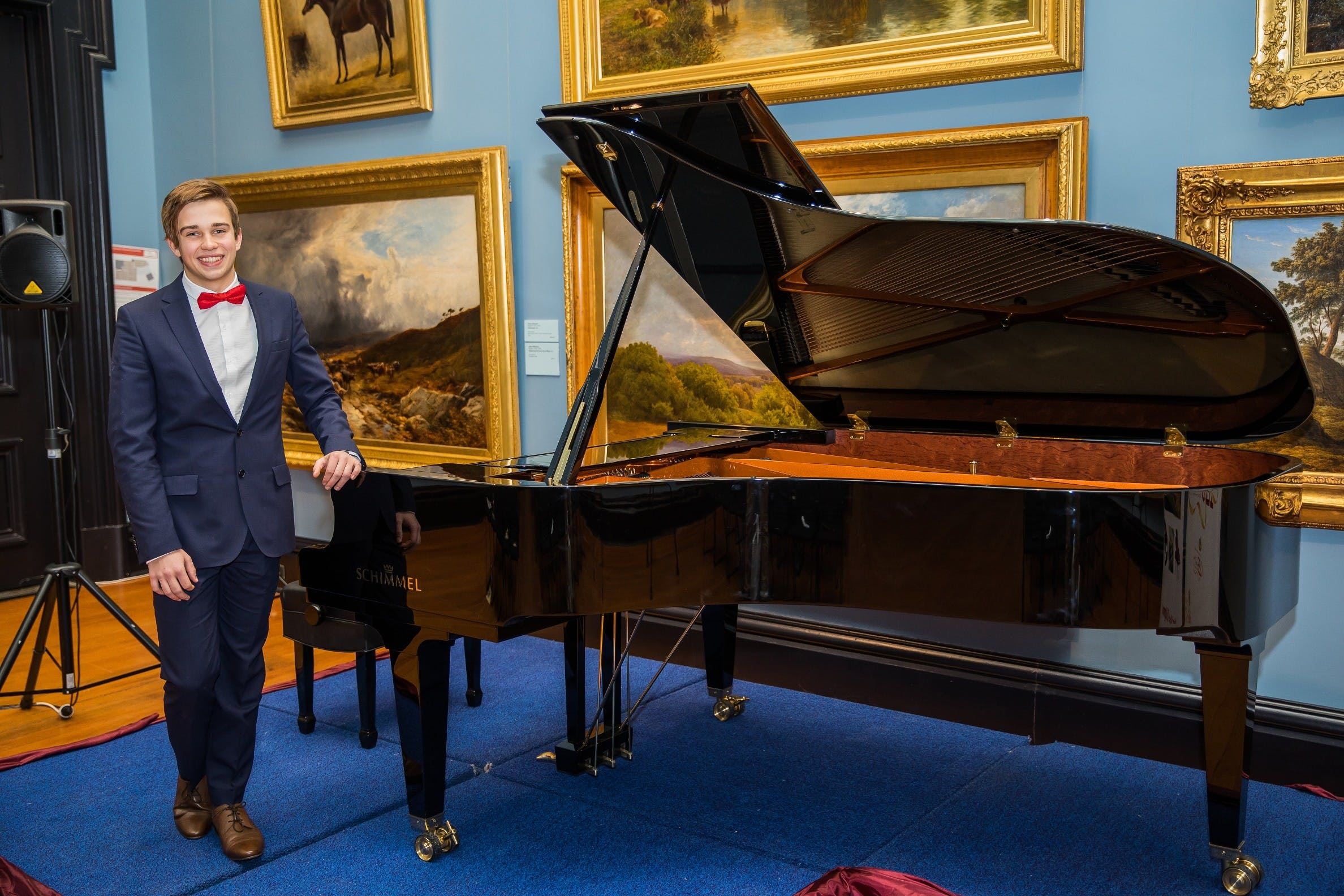 Celebrating Chopin - The Margaret Schofield Memorial Prize - Sunshine Coast Tourism