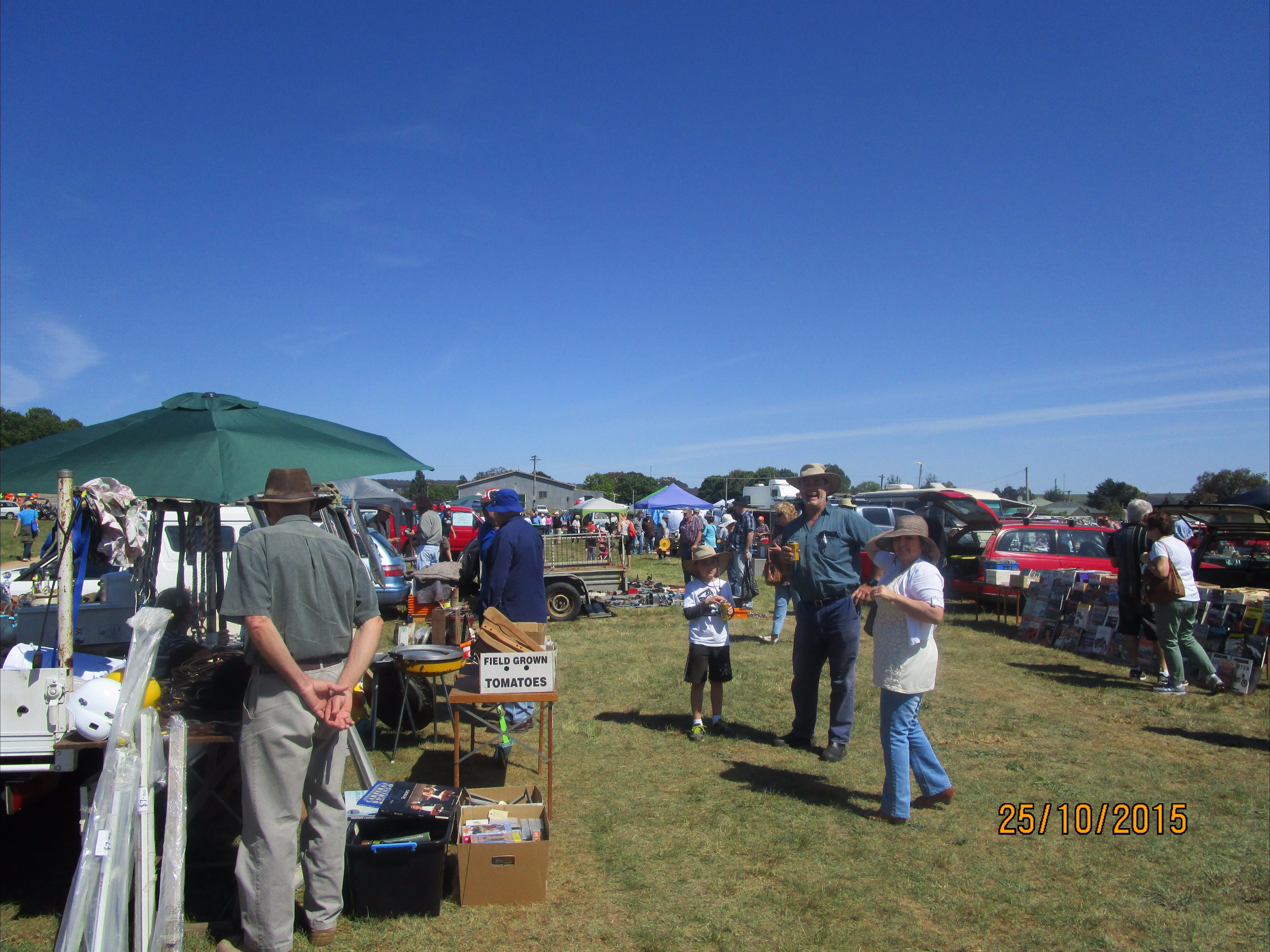 Crookwell Rotary Swap Meet and Market Day - Sunshine Coast Tourism