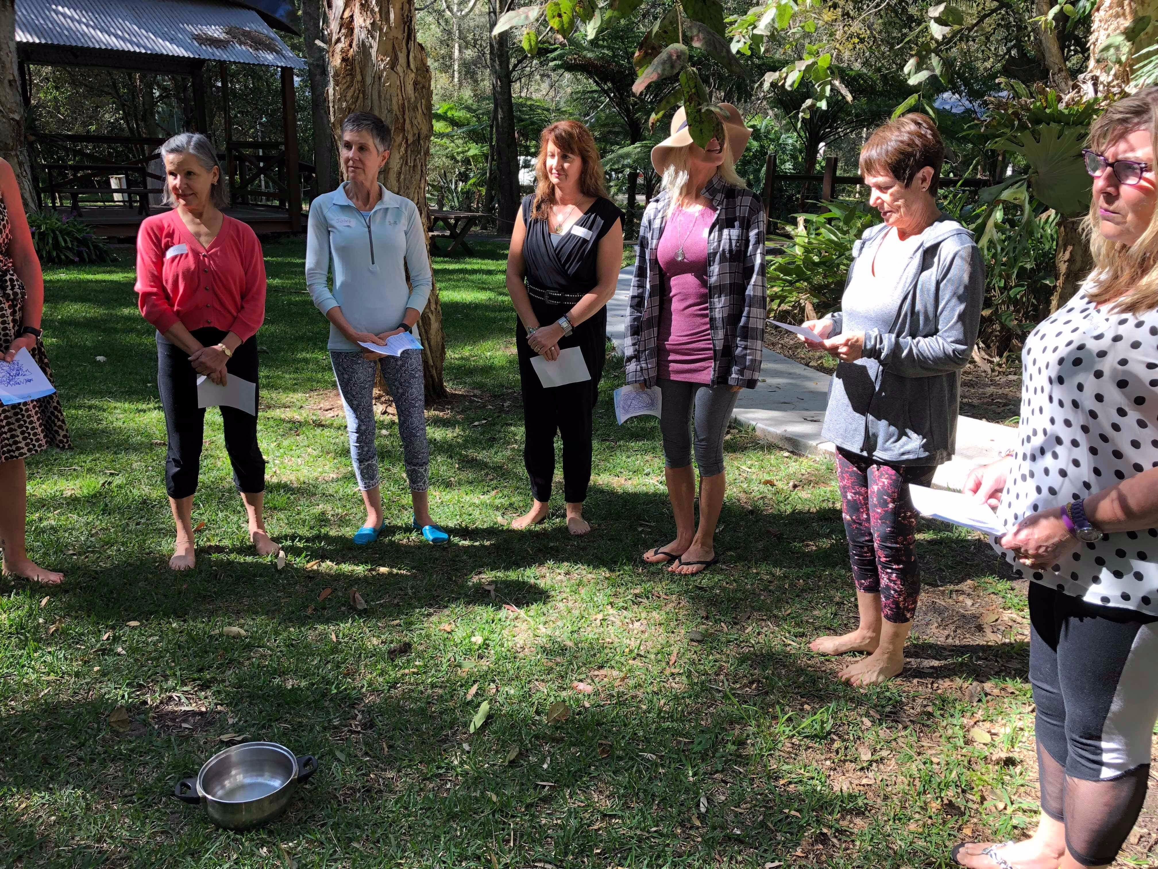 Empowering Women Weekend Wellness Retreat - Sunshine Coast Tourism