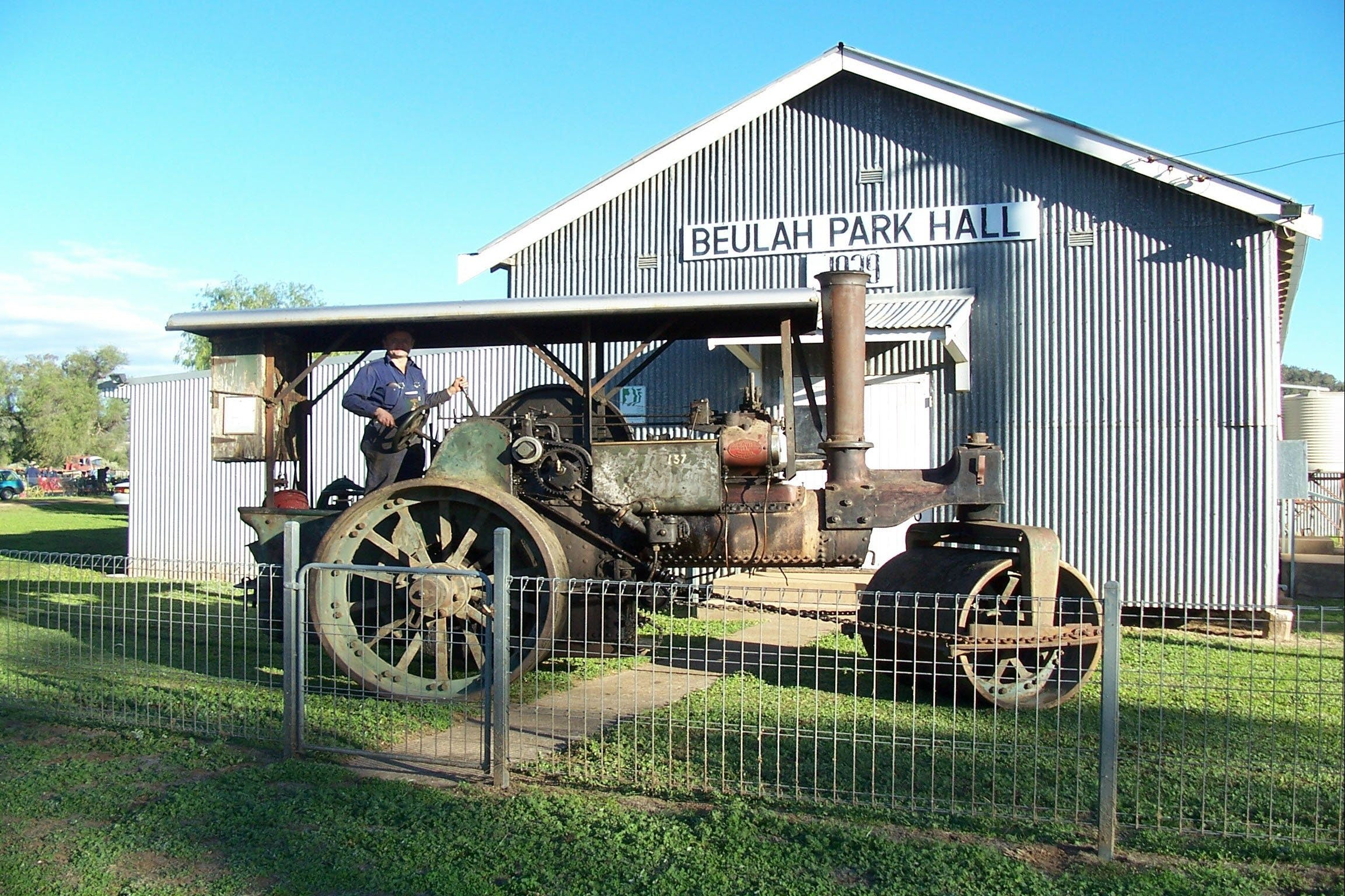 Eulah Creek Antique and Machinery Day - Sunshine Coast Tourism