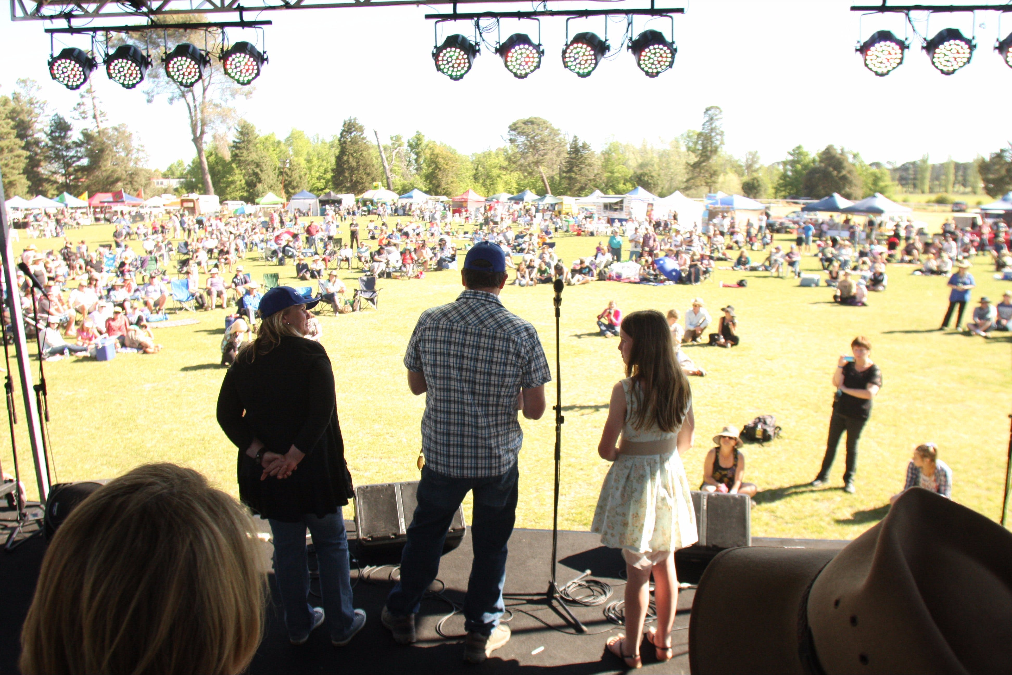 Gundaroo Music Festival - Sunshine Coast Tourism