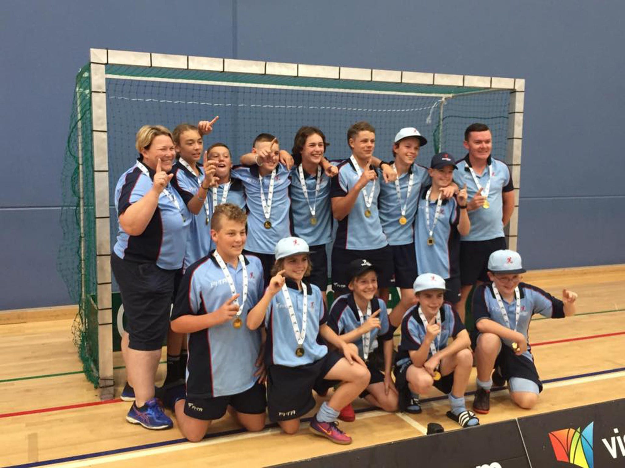 Hockey NSW Indoor State Championship  Under 18 Boys - Sunshine Coast Tourism