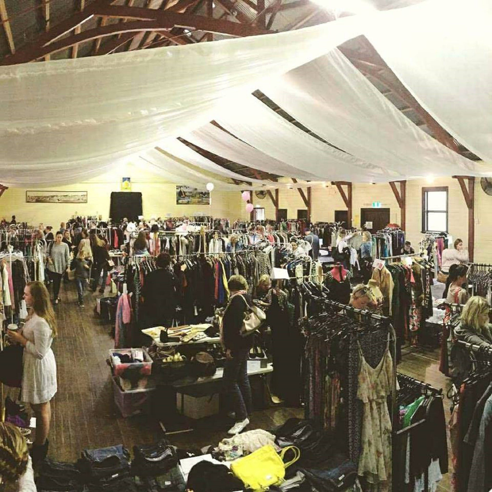 In Her Shoes- Pre- Loved Fashion Market - Sunshine Coast Tourism